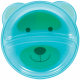 Prato Ursinho com divisória - Urso Azul